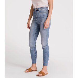 NWT Grana High Rise Skinny Jeans 25